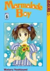 Marmalade Boy, Vol. 6 (Marmalade Boy, #6) Book by Wataru Yoshizumi