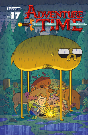 Adventure Time with Finn & Jake (Issue #17)