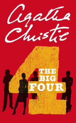 Image result for the big four agatha christie