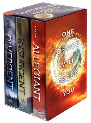 Divergent Series Complete Box Set (Divergent, #1-3)