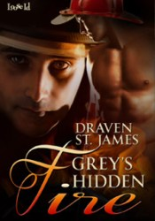 Grey's Hidden Fire (Firehouse Six, #1) Pdf Book