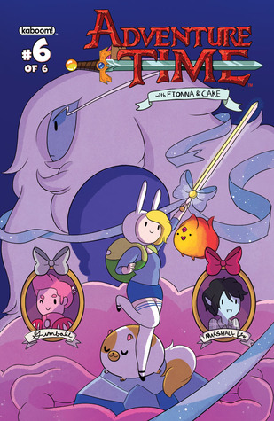 Adventure Time With Fionna and Cake #6