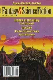 Fantasy & Science Fiction, February 2009 (The Magazine of Fantasy & Science Fiction, #680)