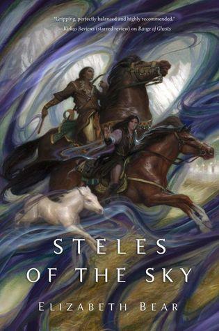 Steles of the Sky (Eternal Sky, #3)