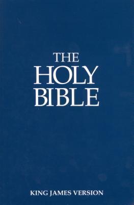 King James Version - Economy Bible