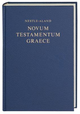 Nestle-Aland Novum Testamentum Graece