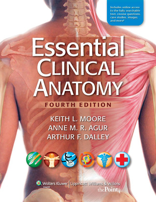 Essential Clinical Anatomy; Grant's Atlas of Anatomy; Langman's Medical Embryology, Eleventh Edition - North American Editions ; Grant's Dissector
