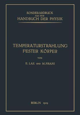 Temperaturstrahlung Fester Korper