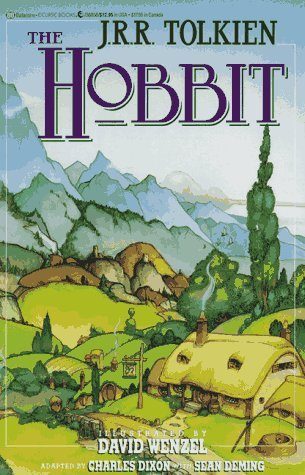 The Hobbit: Graphic Novel