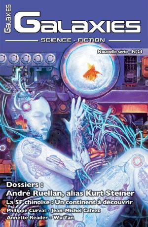 Galaxies (Nouvelle série, #24)