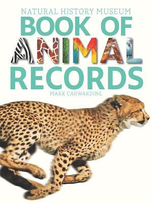 Natural History Museum Book of Animal Records
