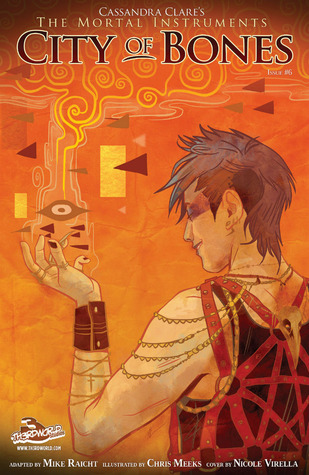 City of Bones (The Mortal Instruments: Graphic Novel, Part 6)