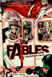 Fables, Vol. 1: Legends in Exile Pdf Book