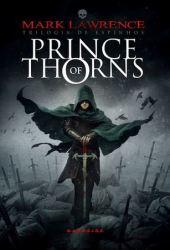 Prince of Thorns (Trilogia dos Espinhos, #1)
