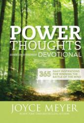 Power Thoughts Devotional: 365 Daily Inspirations for Winning the Battle of the Mind Pdf Book