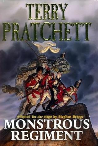 Monstrous Regiment (Discworld, #31; Industrial Revolution, #3)