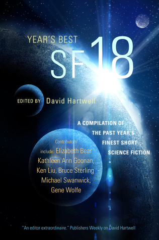 Year's Best Science Fiction #18