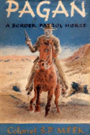 Pagan, A Border Patrol Horse