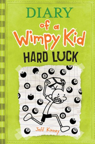 Hard Luck (Diary of a Wimpy Kid, #8) Book Pdf ePub