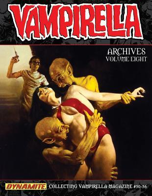 Vampirella Archives, Volume 8