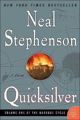Quicksilver (The Baroque Cycle, #1)