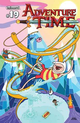 Adventure Time with Finn & Jake (Issue #19)