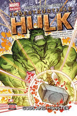 Indestructible Hulk, Volume 2: Gods and Monster