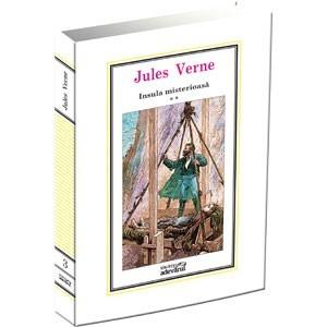 Insula misterioasa Vol.2 (Colecția Jules Verne, #3)
