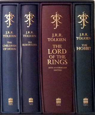 The Children of Hurin/The Silmarillion/The Hobbit/The Lord of the Rings
