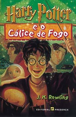 Harry Potter e o Cálice de Fogo (Harry Potter, #4)