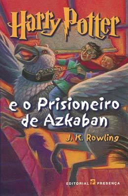 Harry Potter e o Prisioneiro de Azkaban (Harry Potter, #3)