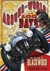Around the World in 100 Days Pdf Book