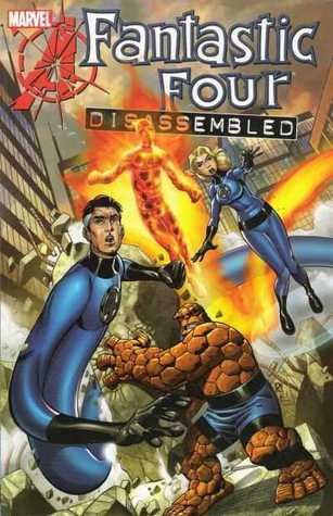 Fantastic Four, Vol 5: Disassembled