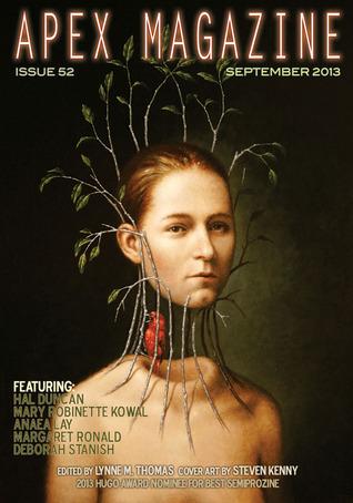 Apex Magazine Issue 52 (September 2013)