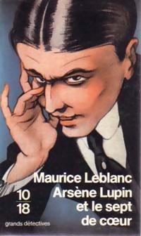 Arsène Lupin et le sept de coeur
