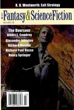 Fantasy & Science Fiction, March 2008 (Vol 114, #3)