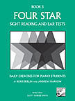 Four Star Sight Reading and Ear Tests: Book 5