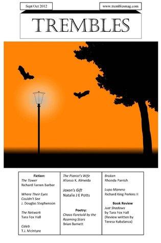 Trembles Horror Magazine Sep/Oct 2012