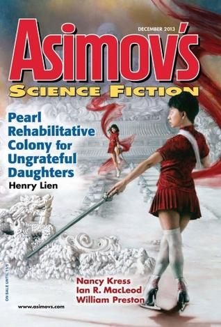 Asimov's Science Fiction, December 2013