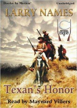 Texan's Honor (Creed #6)