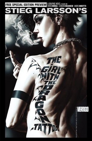 Girl With The Dragon Tattoo (2012 Preview)