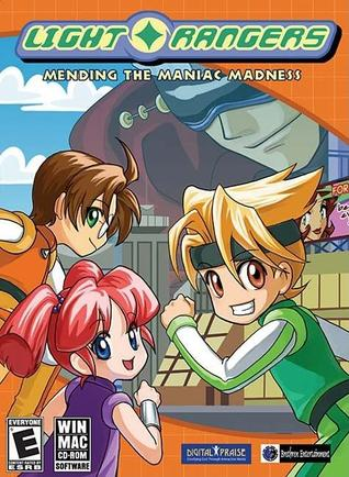 Light Rangers: Mending the Maniac Madness: Protect the Children of Angeltown