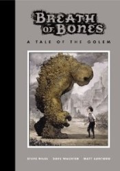 Breath of Bones: A Tale of the Golem Pdf Book