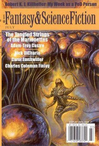 Fantasy & Science Fiction, July 2003 (Vol 105, #1)
