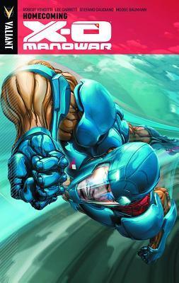 X-O Manowar, Volume 4: Homecoming