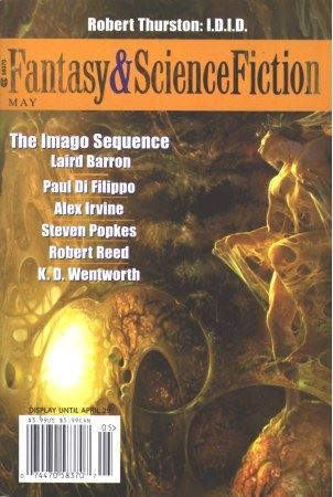 Fantasy & Science Fiction, May 2005 (The Magazine of Fantasy & Science Fiction, #639)