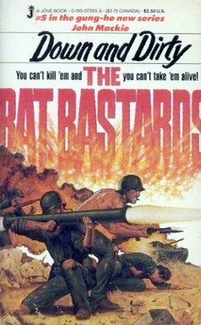 Down and Dirty (The Rat Bastards #5)