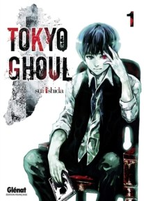 Cover - Tokyo Ghoul Vol 1