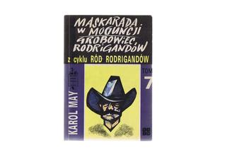 Maskarada w Moguncji. Grobowiec Rodrigandów. (Ród Rodrigandów, #7).
