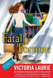 Fatal Fortune (A Psychic Eye Mystery, #12)